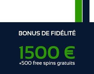 free spins pour les joueurs